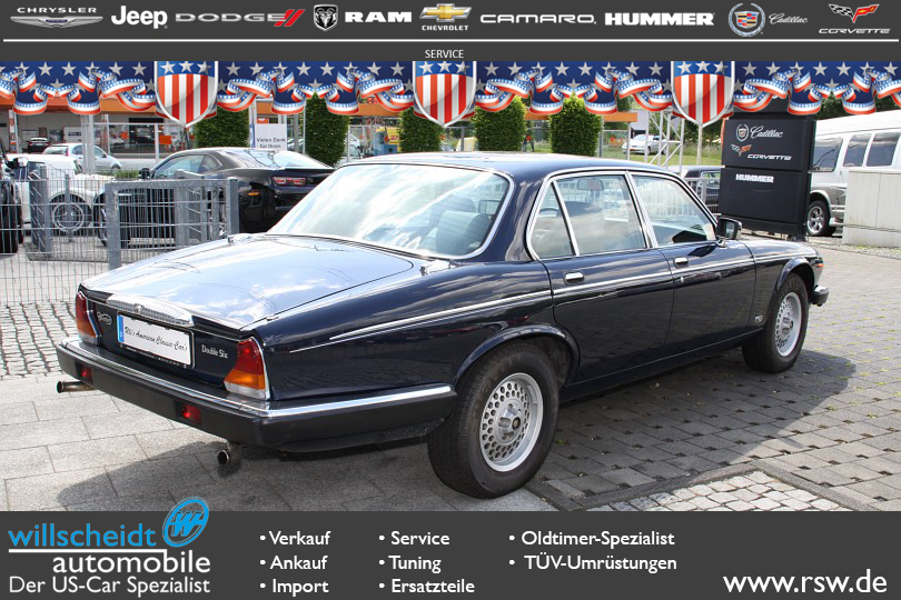 Jaguar Daimler Double Six Automatik