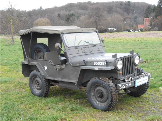 jeep willys overland uli willscheidt der us car spezialist. Black Bedroom Furniture Sets. Home Design Ideas