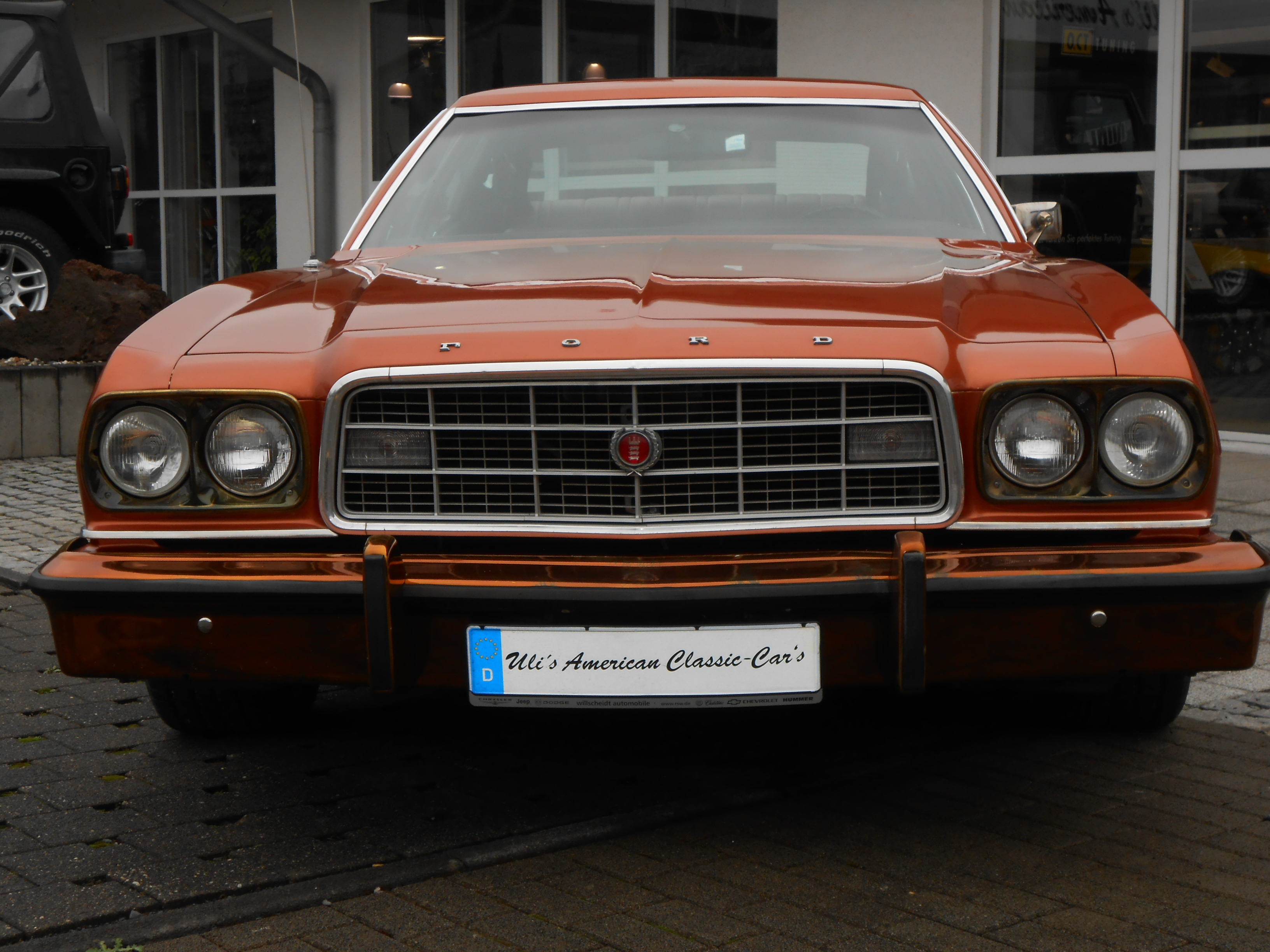 Ford Gran Torino 4-door Sedan