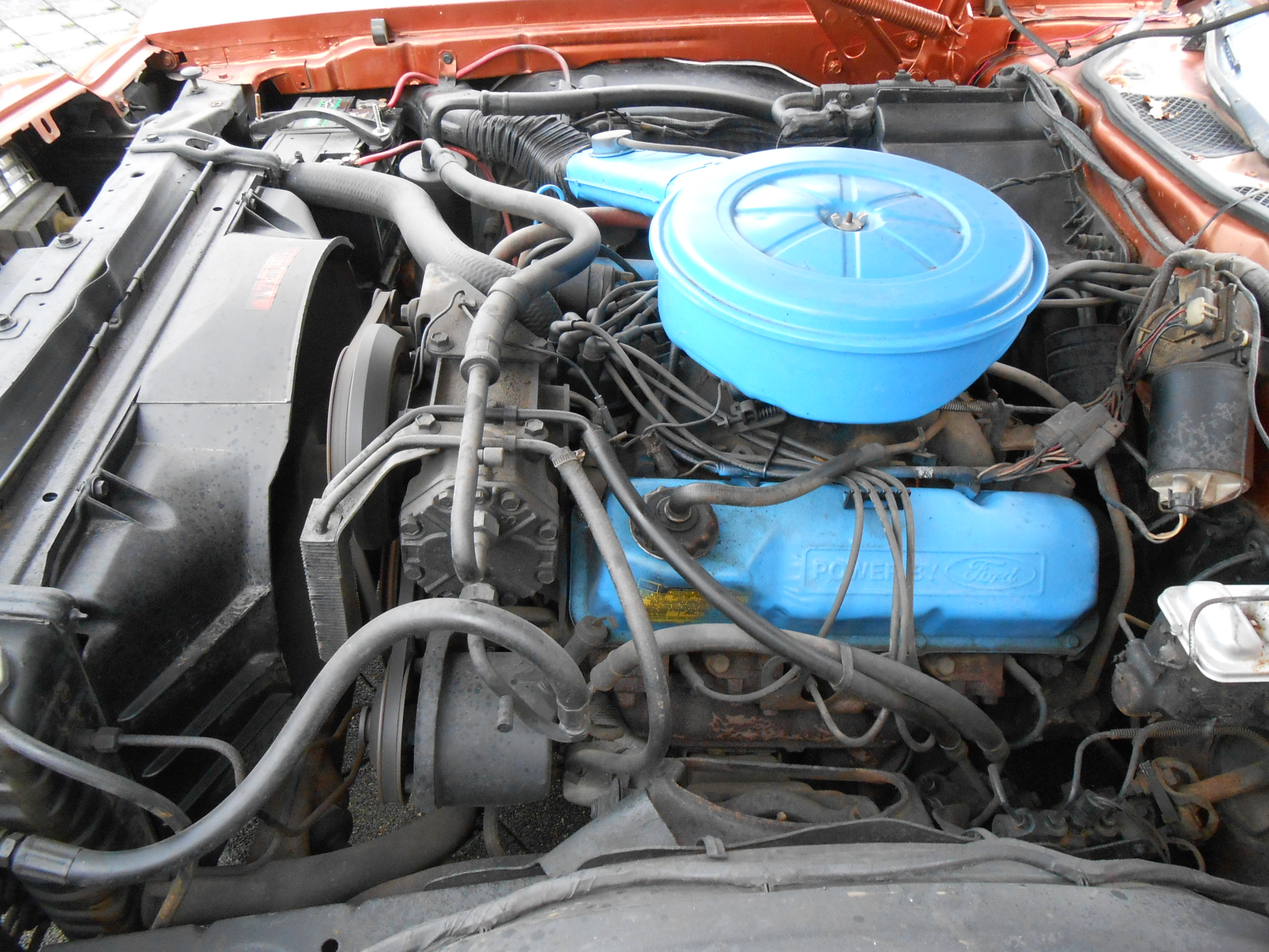 Ford Gran Torino 4-door Sedan