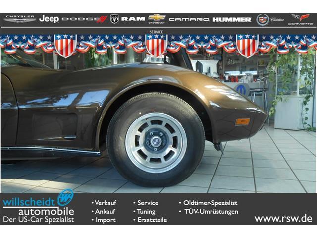 Corvette C3 Targadach