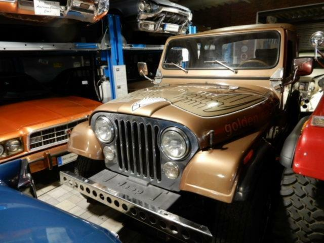 Jeep CJ-7 Original