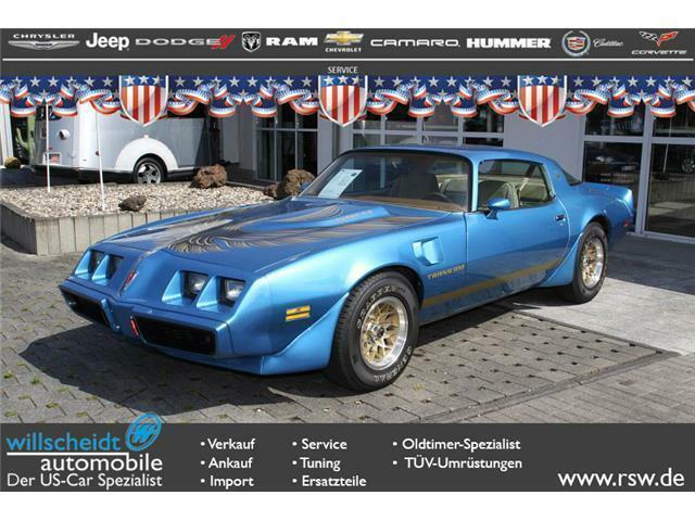 Pontiac Firebird TURBO TRANS AM 4,9l